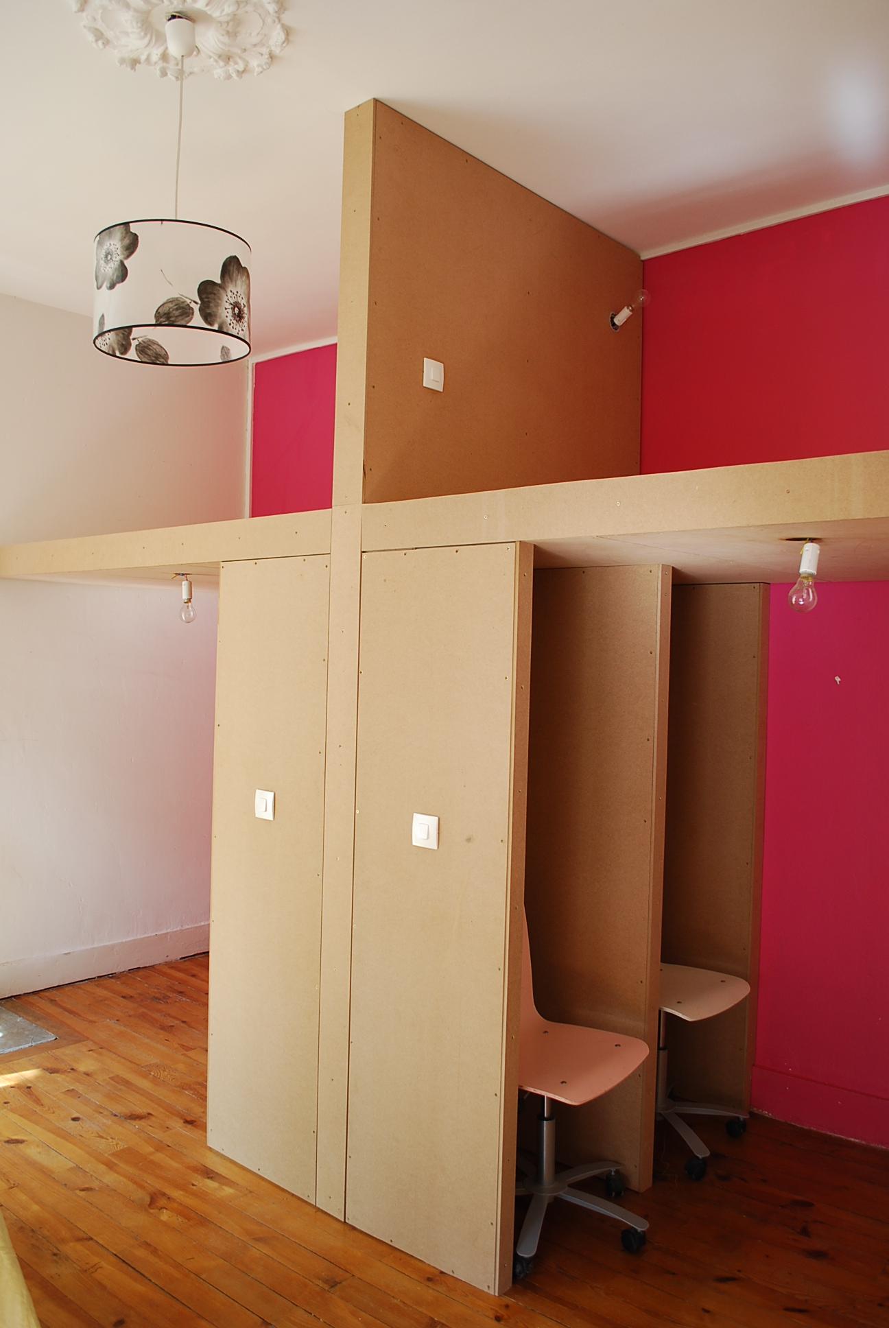 construction OSB-finition-mezzanine-grenoble