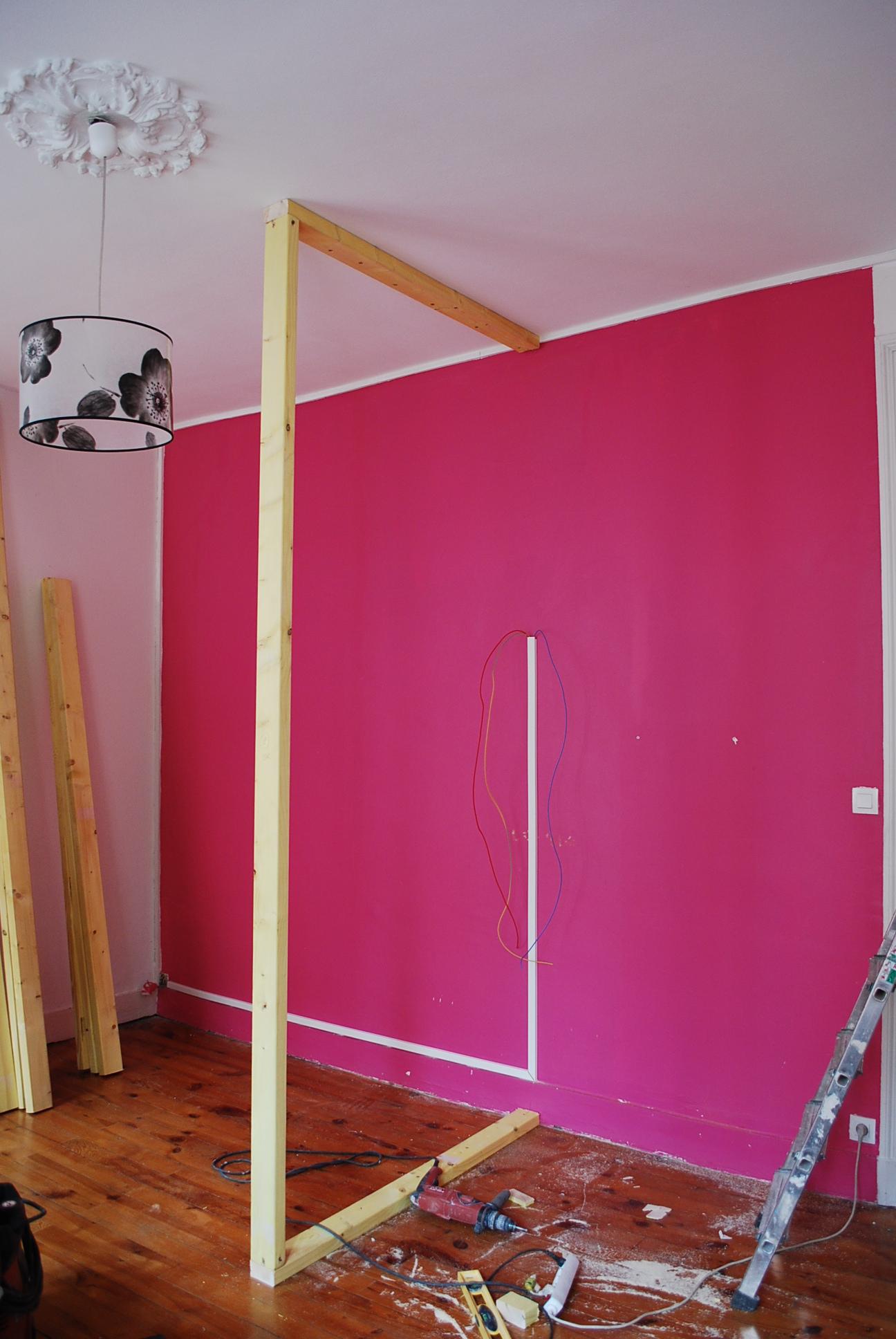 construction-ossature bois-mezzanine-grenoble