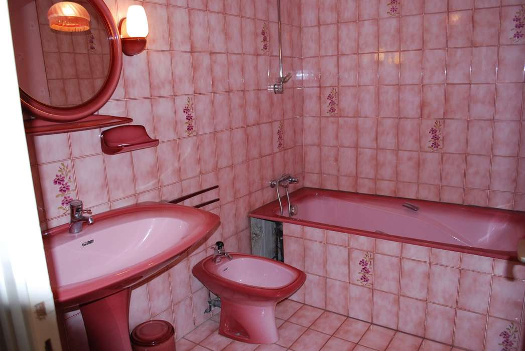 Emejing salle de bain annee 70 images awesome interior for Renovation salle de bain