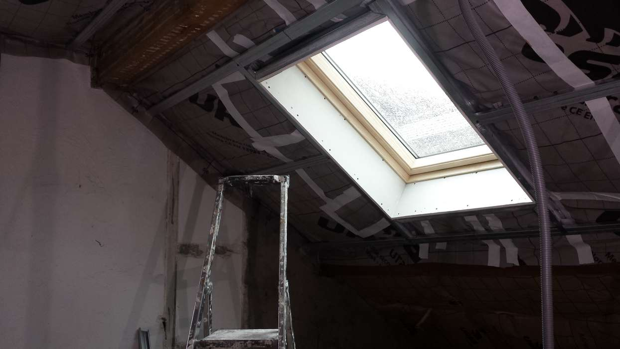 placo-velux-isolation-villardbonnot