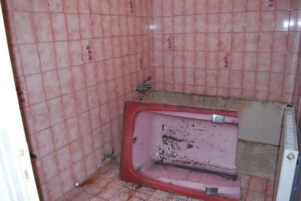 Salles de bains vizille olivier taillefer r novation Carrelage annee 70