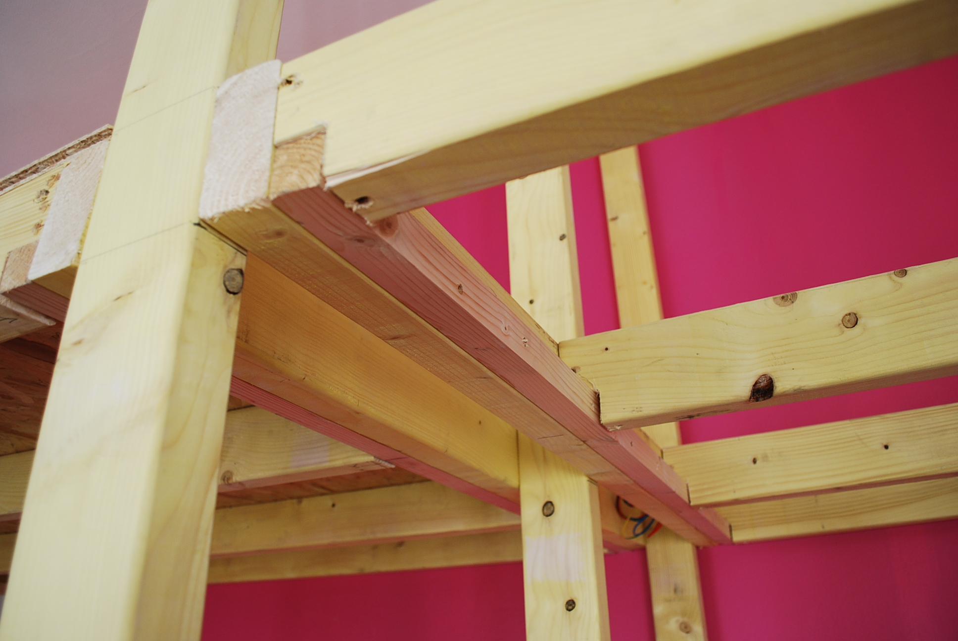 ossature bois-structure-mezzanine-grenoble